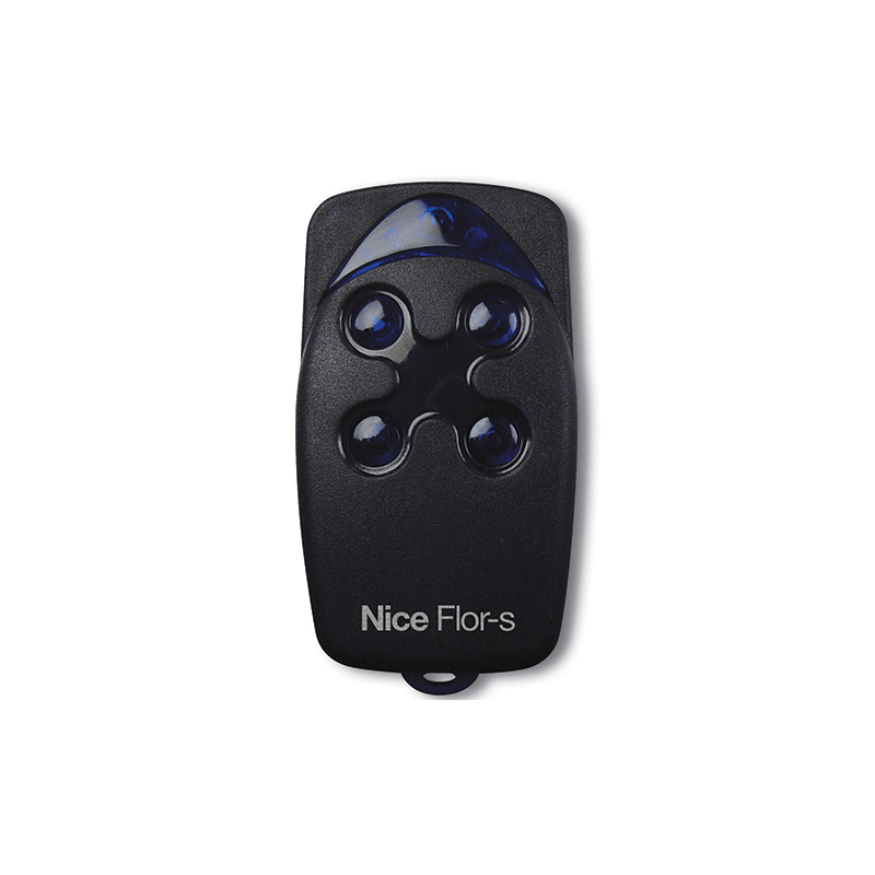 T l commande nice flo4r s for Application iphone pour ouvrir porte garage